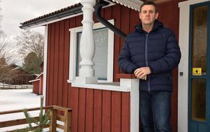 Magnus Sjönnebring hoppas att inte fler ska råka ut för samma sak som Kerstin.