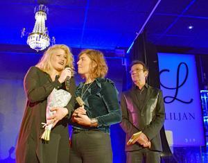 Good Harvest vann priset för årets band på Dalecarlia Music Awards. Priset delades ut av Björn Skifs.