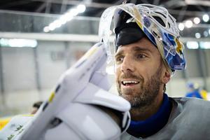 Henrik Lundqvist har vunnit OS, VM och SM – och blivit utsedd till NHL:s bästa målvakt. Men under sina 14 år i New York Rangers har laget som bäst gått till final, men förlorat. Foto: Joel Marklund/Bildbyrån