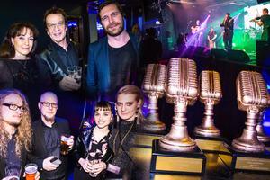 Under Dalecarlia Music Awards hyllas det gångna årets musikår med en stor gala. I år tog den plats på Liljan i Borlänge.