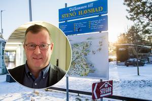 Hans-Göran Karlsson är näringslivschef hos Söderhamns kommun.