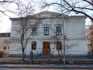 Tingshus i Gävle, nu Kyrkans hus.
