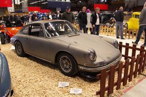 En Porsche A12 från 1967 med Super 90-motor är en av de många bilar som ställs ut.