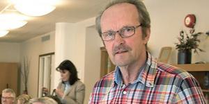Tommy Lundqvist (C), Teknik- och klimatnämndens ordförande. Bild: Grethel Hjuberger