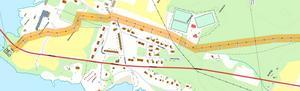 Den framtida huvudkällan för kylvattnet blir Bysjön/Dalälven där ska en pumpstation byggas och därifrån ska sedan vattenledningar dras de knappa två milen upp till Googles område i Horndal.