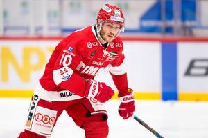 Det blir inget spel tillsammans med storebror Johan under säsongen. Foto: Pär Olert/BILDBYRÅN