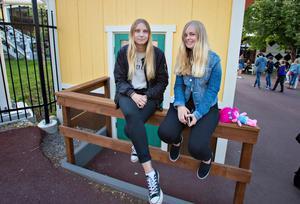 Amanda Dahlström och Kim Samuelsson hade kommit från Tierp.