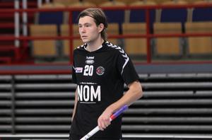 Jacob Phalm gjorde tre mål mot Torshälla.