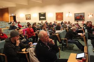 Kommunfullmäktige i Kramfors sammanträdde under måndagskvällen.