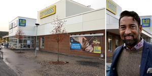 Lidls vill satsa och bygga en ny butik i Bydalen. Grannen och konkurrenten, City Gross är positiv efter beskedet.