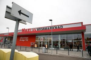 Maxi Ica i Falun är länets näst största Icabutik.