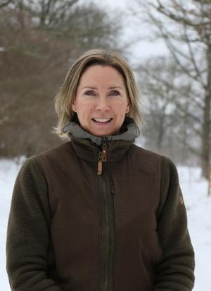 Ulrika Karlsson-Arne driver företaget Swedish Venatrix och titulerar sig som frilansare, Influencer och jägare.
