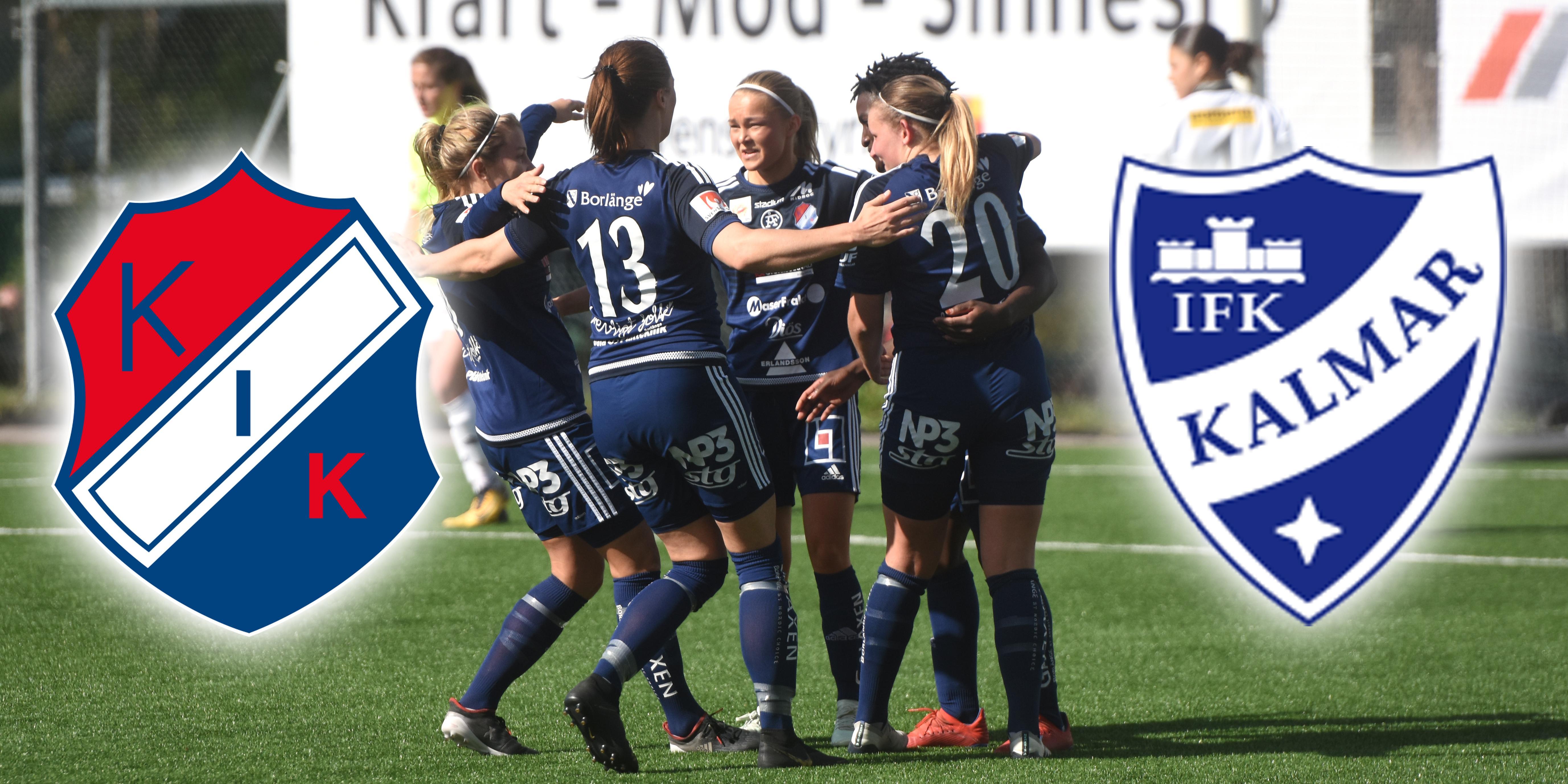 Live-tv: Kvarnsveden går för tredje raka segern – se matchen mot IFK Kalmar här