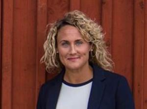 Caroline Willfox, (M), oppositionsråd i Säter.