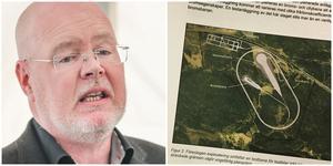 Diskussioner förs med olika intressenter, säger Bob Wållberg. Uppgifterna om Scania i en konsultrapport vill han tona ner.