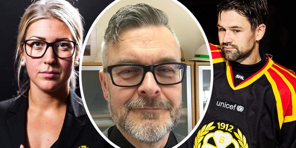 """Så vill nya styrelsen förändra Brynäs sportsliga organisation: """"Modern och fräsch"""""""
