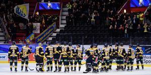 SSK riskerar att missa playoff. Foto: Simon Hastegård/Bildbyrån.