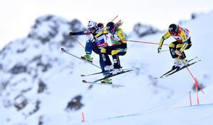 Lisa Andersson och Sandra Näslund på väg mot finalerna