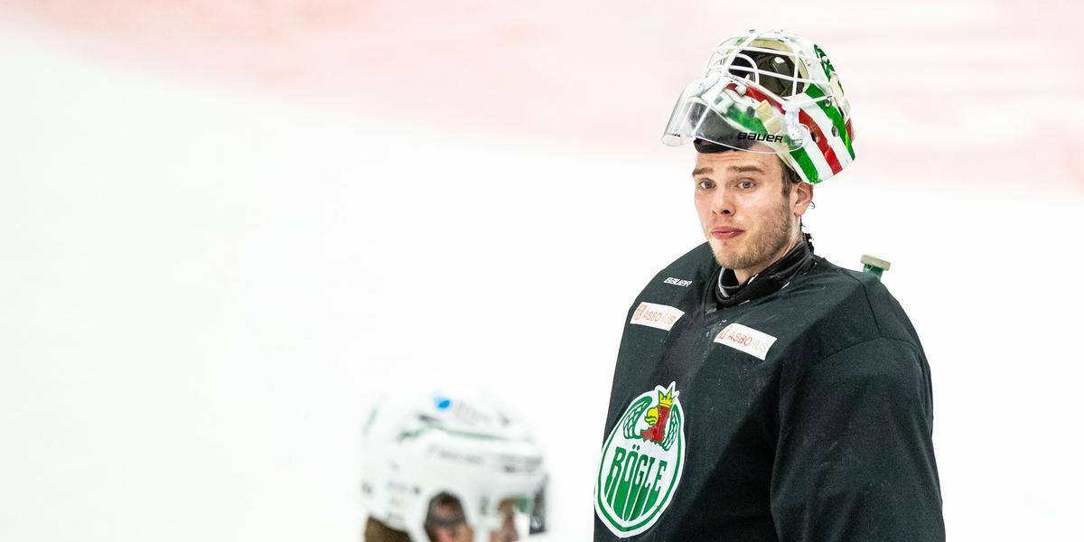 Målvakten Johan Gustafsson ryktas vara klar för VIK