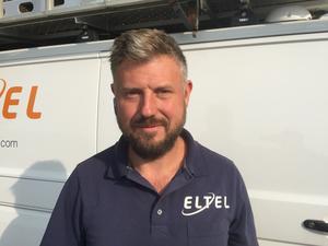 Jonas Sidén, 44, kabeltekniker, Sundsvall: