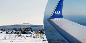 SAS öppnar tre direktlinjer till Sälen/Trysil. Foto: Lars Pehrson, Jessica Gow