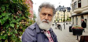 Ebrahim Katto längtar efter att få ställa ut i Södertälje.
