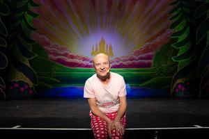 Foto: Mats Bäcker Jonas Gardell turnerar med en soloversion av sin omtalade show.