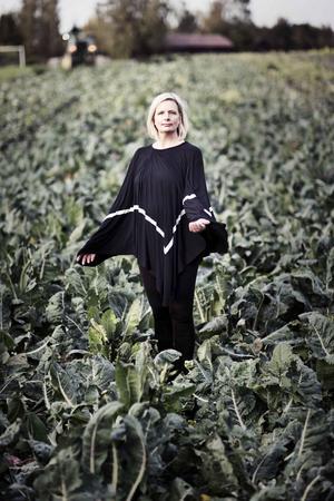 Fia Gulliksson, mat-entreprenör, tror att fler matintresserade kommer komma till Jämtland under 2019. Foto: Tina Stafrén