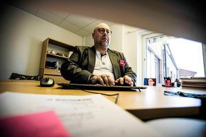 Foto: Christian Larsen/arkiv.Jens Bergqvist, 51, IT-direktör Landstinget Dalarna.