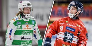 Patrik Sjöström och Daniel Burvall Jonsson kliver som ersättare i den svenska truppen.
