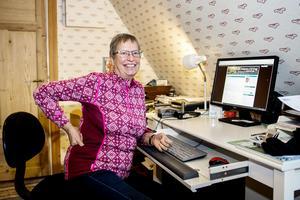 Annika Dahlqvist är ingen kvacksalvare, skriver skribenten.