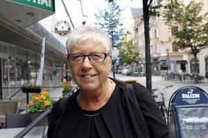 Birgitta Forsberg, 68 år, Örebro:- Nej, det har jag inte. Jag ska rösta, men har ingen aning om på vilket parti. Jag måste hem och fundera.