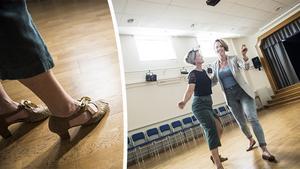 I fjol bildades Öviks dansförening – och snart firar de ett år.