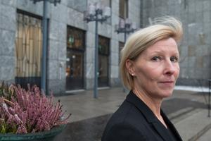 Helene Öhrling, ny stadsdirektör.