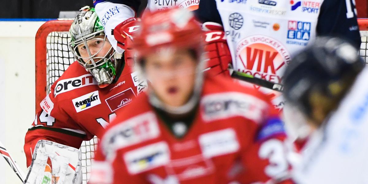 Hanses tillbaka i truppen när Modo spelar historisk match mot Kristianstad