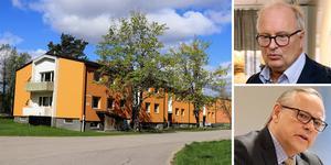 Kommunstyrelsen tog under tisdagen ett beslut som skickar Fridhemsgatan 1-5 i Ljungaverk ett steg närmare att jämnas med marken.