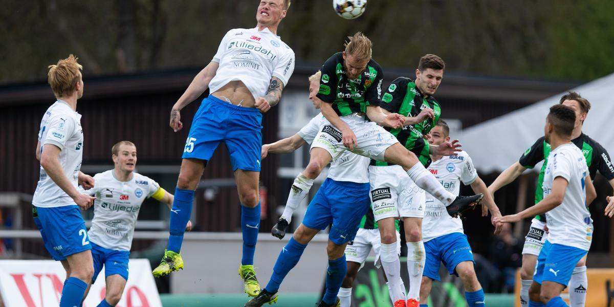 Avsparkstiderna ändras igen – då spelar IFK Värnamo