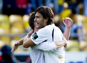 Det var omöjligt att missa glädjen och lättnaden som Astrit Ajdarevic kände när han jublade efter sitt 3–3-mål mot Elfsborg på Borås arena i ÖSK-debuten i juli 2010.