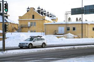 Gamla riksanstalten i Härnösand.