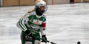 Malin Persson vill vinna ett nytt SM-guld under våren 2020