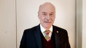 Perry Göransson är nöjd över utvecklingen inom föreningen. Under Sommarfesten i år fick föreningen 47 nya medlemmar.