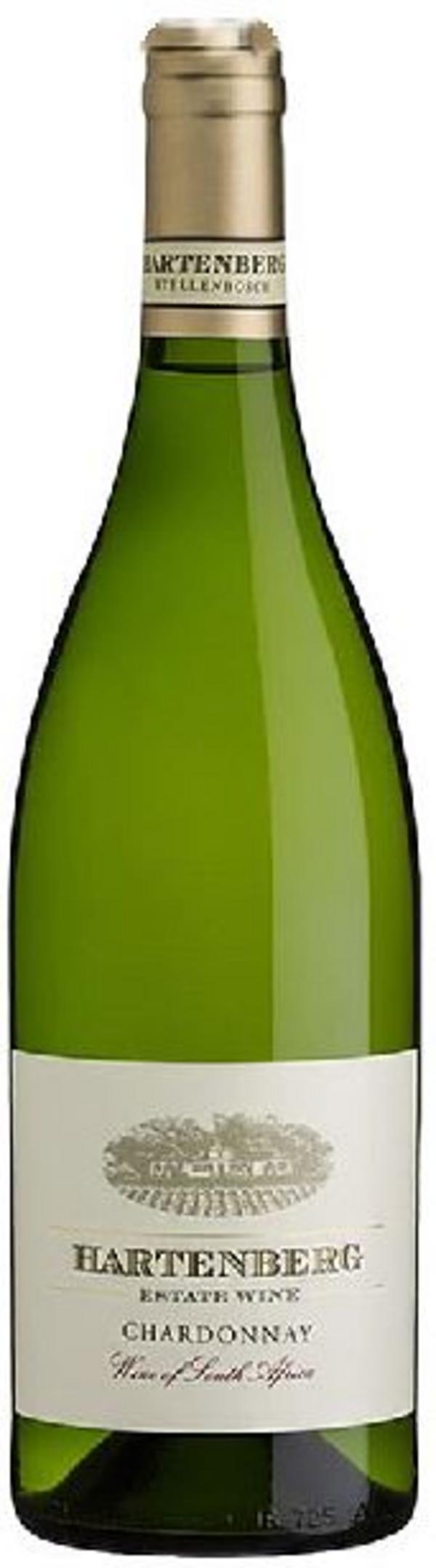 Hartenberg Chardonnay 2016.