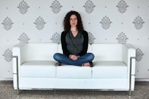 Författaren Silvia Avallone. Pressbild: Robert Monaldo.