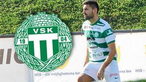 Ilir Berisha blir kapten i VSK Fotboll.