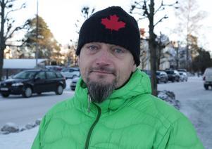 Niclas Camarstrand räknar kallt med att budgeten på 7,5 miljoner till vinterväghållning inte kommer att vara tillräcklig 2018.