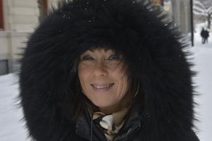 Nina Widenberg, 52 år, affärsägare, Sundsvall: