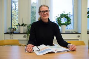 Sara Sjödal, (C), finanskommunalråd och kommunstyrelsens ordförande, planerar att ge socialtjänsten en kraftigt utökad budget.