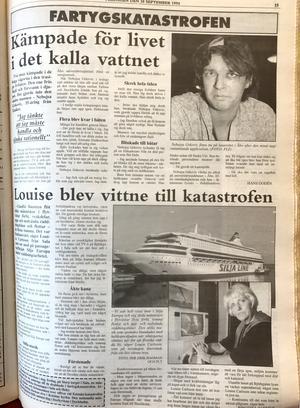 SA fredagen den 30 september 1994.