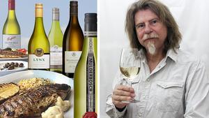 Dryckesexpert Sune Liljevall skriver denna vecka att Chardonnay med rostade fatinslag passar utmärkt till grillad fisk. Bild: Sune Liljevall