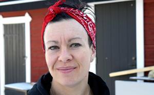 Erika Svensson på Äteriet menar att det är dyrt att använda Karma.